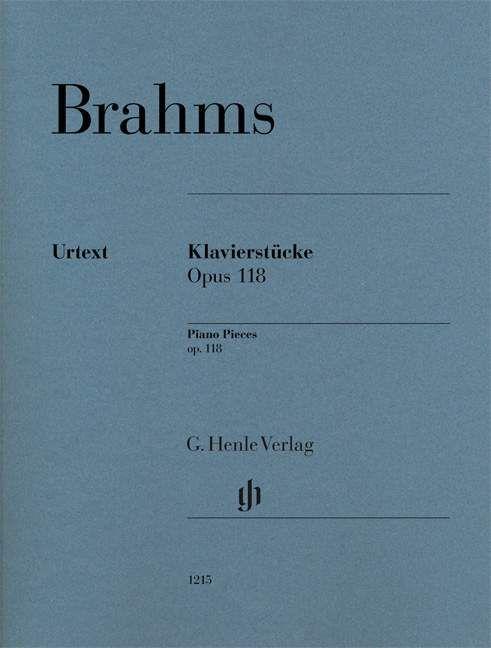 Piano Pieces op. 118