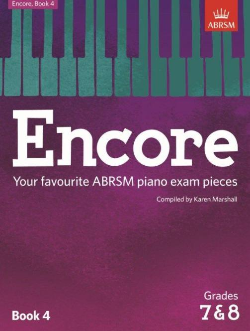 ABRSM: Encore Book 4
