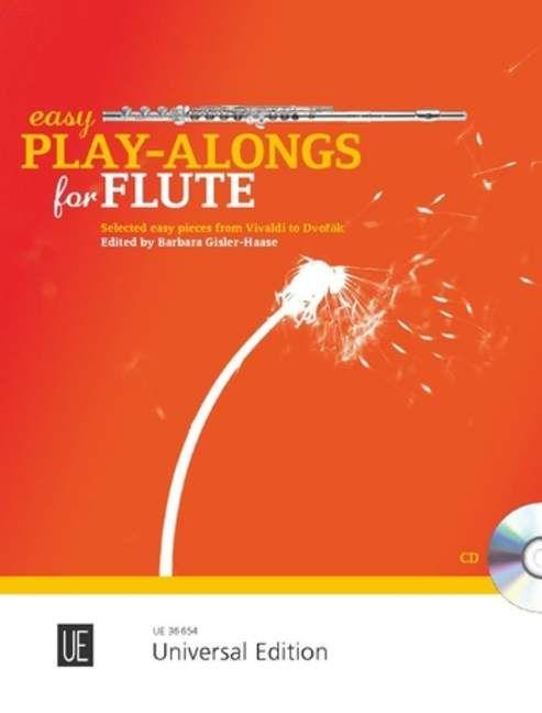 Easy Play-Alongs for Flute