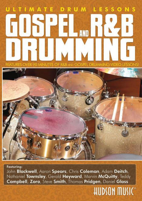 Gospel And R&B Drumming