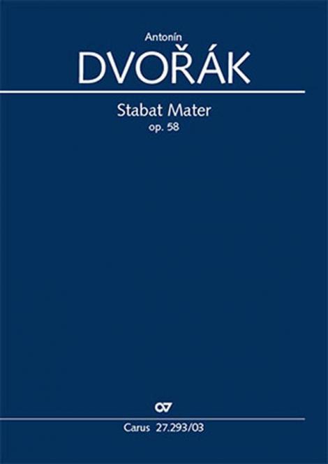 Stabat Mater op. 58