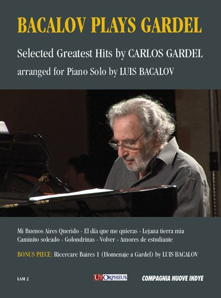 Bacalov Plays Gardel