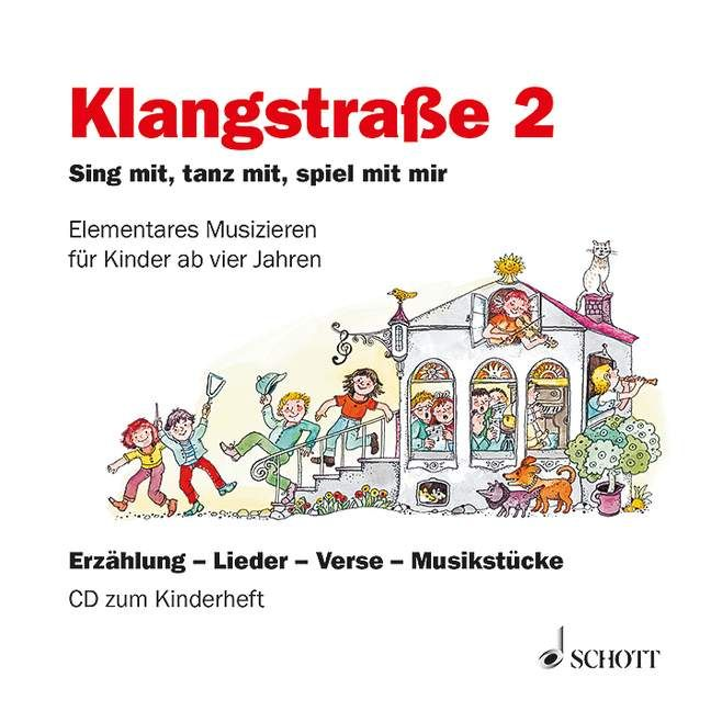 Klangstraße 2 - CD
