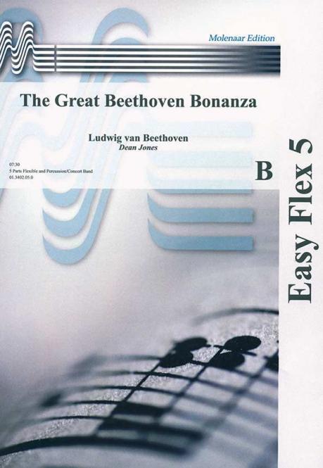 The Great Beethoven Bonanza