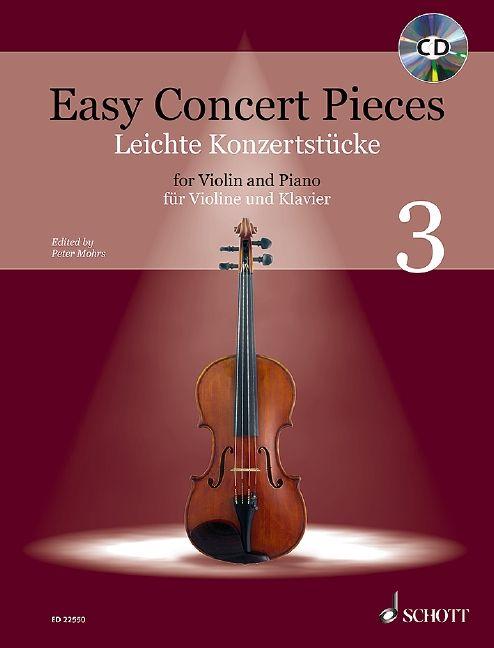 Easy Concert Pieces 3 Standard
