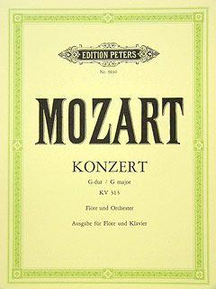 Flute Concerto in G Major K.313