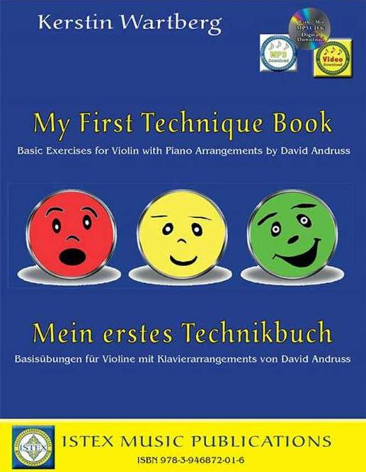 My first Technique Book
