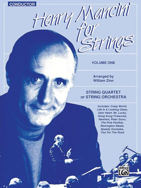 Henry Mancini for Strings Vol. 1