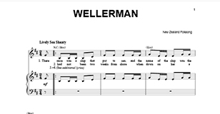Shortlink - Wellerman Noten