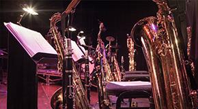 Big band sheet music