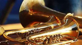Brass band sheet music